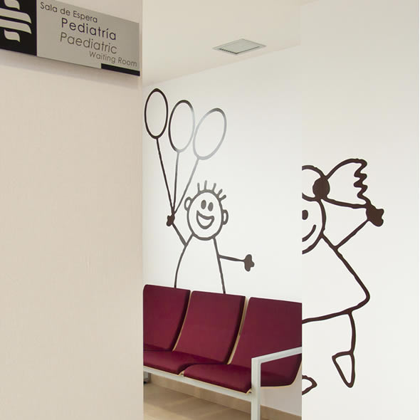 Urgencias del hospital IMED Elche