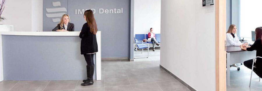 IMED Dental, todas las ventajas de un centro odontológico en un entorno hospitalario