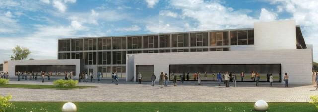 Las obras del nuevo hospital IMED Elche entran en su recta final