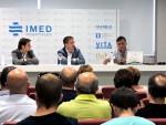 Conferencia Gervasio Sánchez, Vidas Minadas