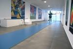 pista de podologia kinetic track