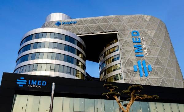 Donaciones a IMED Hospitales