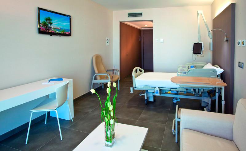 Instalaciones hospital privado imed elche centro for Cuarto quirurgico