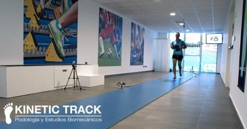 [ES][GR] Unidad de Podología Kinetic Track